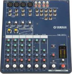 Yamaha MG 102C